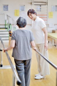 「介護保険」で「訪問・通所リハビリ」を受ける事が出来るのを知っていますか?